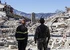 Trzęsienie ziemi w centralnych Włoszech