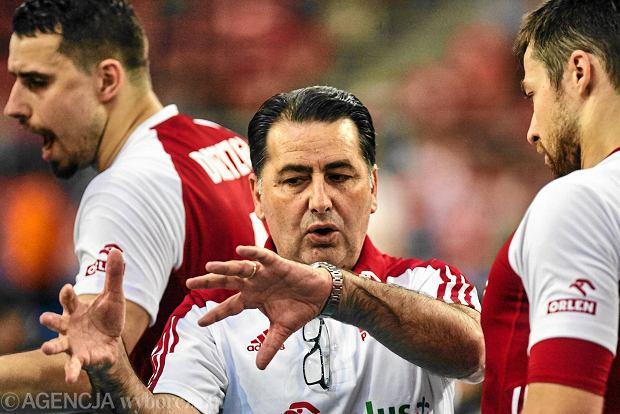 Polska -  Iran w hali Atlas Arena