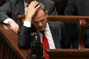 """""""Tusk nie jest kapitanem statku na burz�, jak� jest kryzys"""""""