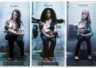 Nie karm dziecka w WC: mocna kampania na rzecz publicznego karmienia piersi�