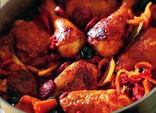 Hiszpański kurczak z chorizo - ugotuj