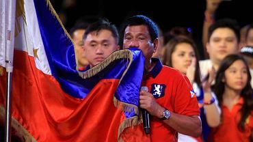 Rodrigo Duterte, nowy prezydent Filipin