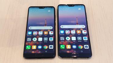 Huawei P20 i Huawei P20 Pro
