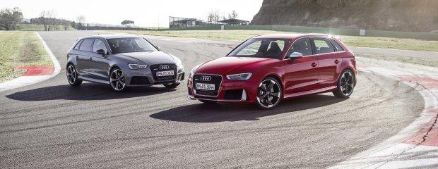 Audi RS3 Sportback | Ceny w Polsce | Jest moc