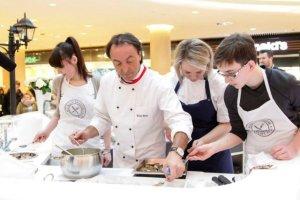 Gotowanie po francusku - Aleja Smak�w zn�w go�ci�a Michela Moran