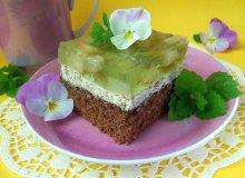 Ciasto czekoladowo-gruszkowe - ugotuj