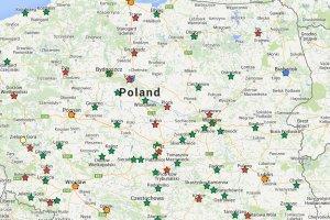 WYBORY SAMORZ�DOWE 2014. Oni musz� walczy� w II turze wybor�w. Wszystkie pojedynki prezydenckie w 73 miastach Polski. Sprawd� [INFOGRAFIKA]