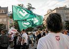 Zdelegalizują ONR w Krakowie? Jest wniosek do prezydenta Majchrowskiego