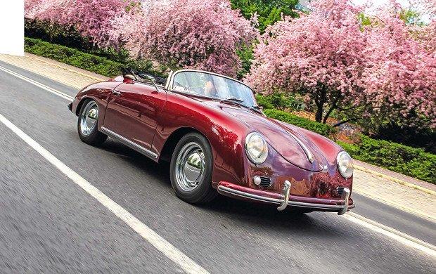 Porsche 356 Speedster | Nowe stare