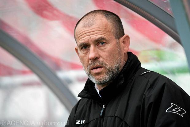 Marek Chojnacki, trener ŁKS