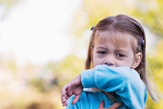 Na krztusiec chorują najczęściej dzieci do 4. roku życia