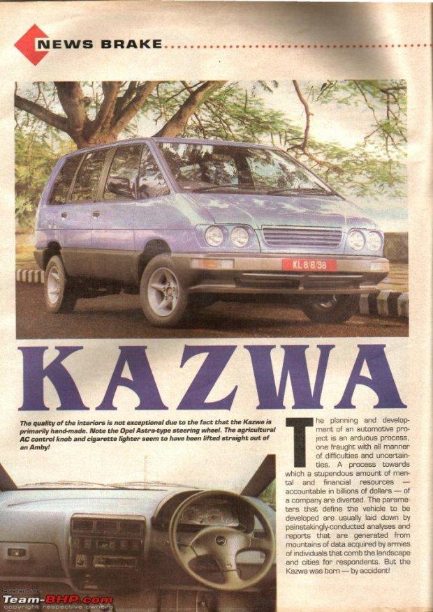 Kazwa MPV