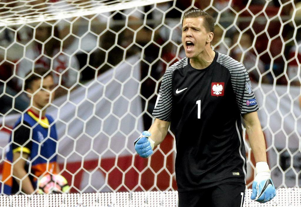 Mecz pilki noznej Polska - Rumunia