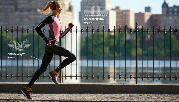 strój na fitness, bieganie