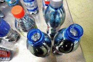 Ukrainka przemyca�a w butelkach 54 kg bardzo rzadkiego pierwiastka. By� wart ponad milion z�otych