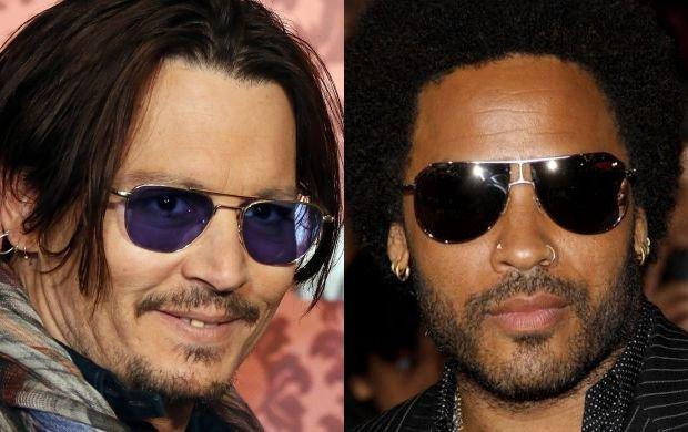 Obaj są po 50-tce, są sławni, nieprzyzwoicie bogaci, przystojni i uchodzą za świetnie ubranych. Z tym ostatnim jednak można się nie zgodzić. Szczególnie, gdy w grę wchodzi ocena dodatków do stylizacji.