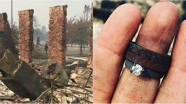 W pożarze stracili prawie wszystko...