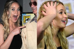 Jennifer Lawrence i Bill Murray