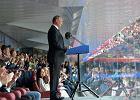 Władimir Putin podczas otwarcia piłkarskich MŚ w Rosji