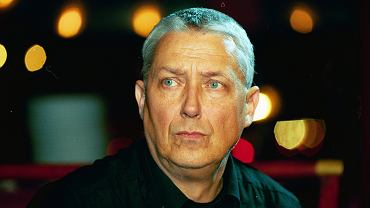 Na zdjęciu Wojciech Młynarski. 16.12.1996 Warszawa, Klub Tango. Wieczór wspomnień poświęcony Kalinie Jędrusik w piątą rocznicę śmierci artystki