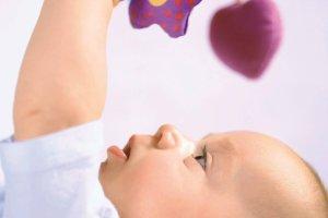 Zabawy dla niemowląt