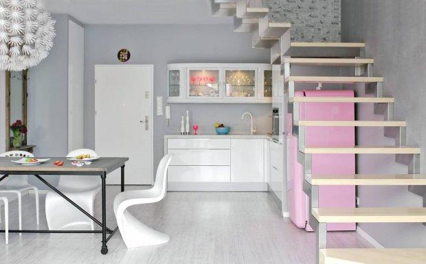 Jaki kolor ścian do białych mebli?  zdjęcie nr 5 -> Kolor Kuchni Do Bialych Mebli