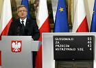 Bronis�aw Komorowski / Wyniki g�osowania w Senacie