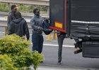 Polskie firmy przewozowe tracą setki tysięcy złotych przez imigrantów z Afryki