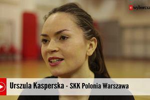 Koszykarki SKK Polonia walczą o awans do I ligi