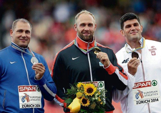 Harting zrzek� si� nominacji do tytu�u lekkoatlety roku