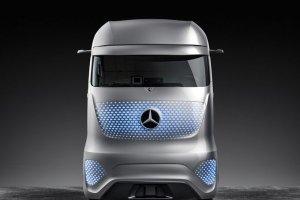Mercedes Future Truck 2025 | Ci�ar�wka przysz�o�ci b�dzie je�dzi� sama