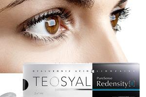 Teosyal Redensity II: hit na cienie pod oczami