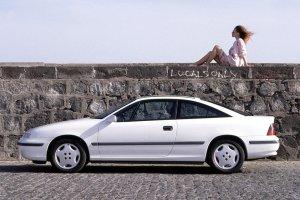 Opel Calibra | 25 lat wyjątkowego coupe