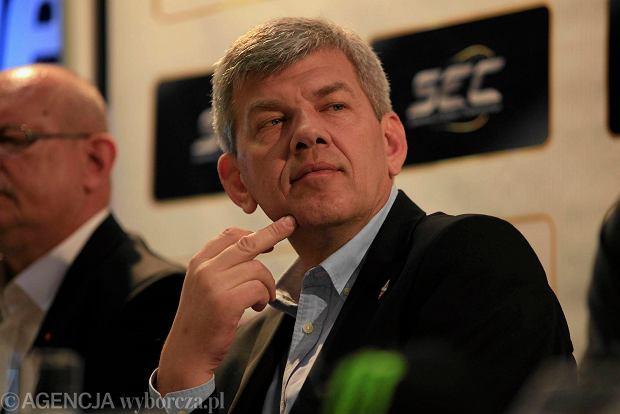 Prezes Renault Zdunek Wybrze�e Gda�sk Robert Terlecki
