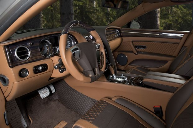 Bentley Flying Spurs Mansory