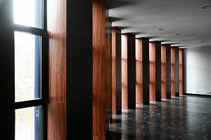 Aula pedagogiki budowana z po�lizgiem. Kary dla wykonawcy naliczone