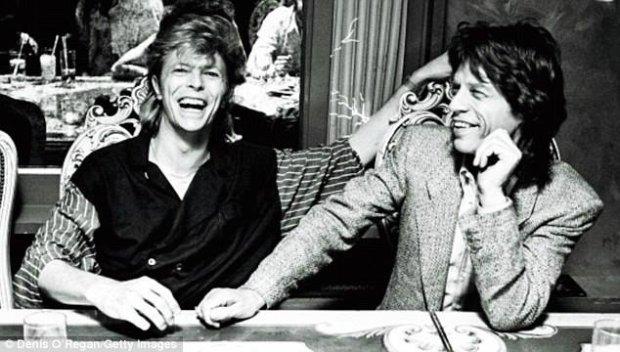 Wokalista The Rolling Stones opowiada o swojej przyjaźni z niedawno zmarłym artystą.