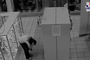 Lublin. Kto rozpoznaje złodziejkę?