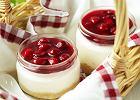 Oryginalny pomys� na wielkanocny deser: sernik w s�oikach