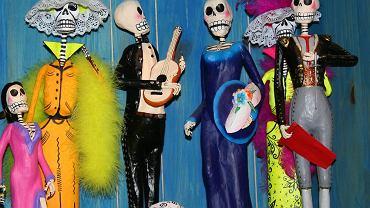 D~a de Muertos (Dzień Zmarłych), Oaxaca, Meksyk / fot. Shutterstock