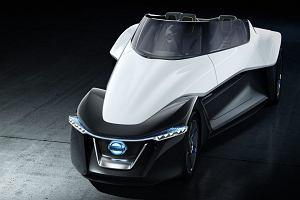 BladeGlider | Nissanowi odwagi nie brakuje
