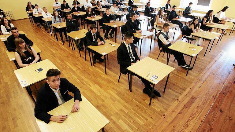 gazeta wyborcza operon testy gimnazjalne