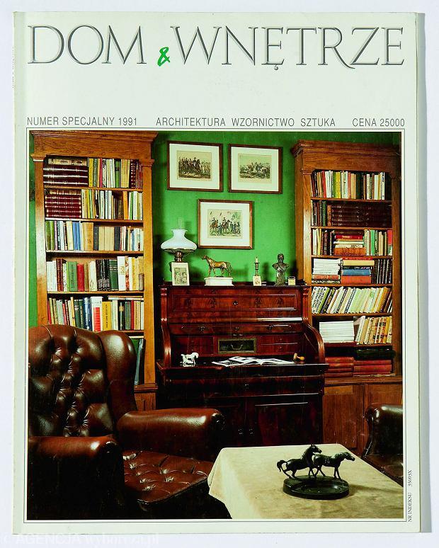 25. urodziny: Dom & Wnętrze od 1991 roku