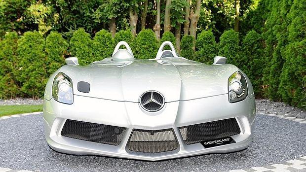 Mercedes SLR Stirling Moss | Droższy niż Chiron