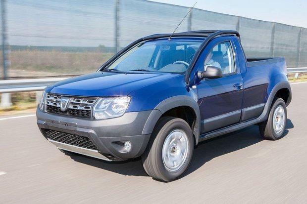 Zdjęcie numer 2 w galerii - Dacia Duster Pick-up   Edycja limitowana