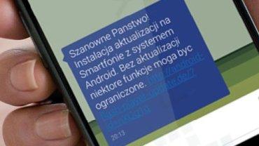 Związek Banków Polskich ostrzega - cyberprzestępcy atakują użytkowników smartfonów