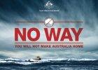 """""""Nie ma szans. Nie zamieszkasz tu"""". Australia zaostrza kampani� przeciwko nielegalnym imigrantom"""