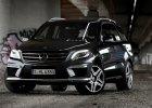 Mercedes ML 63 AMG - test | Za kierownic� | Ogie� i woda