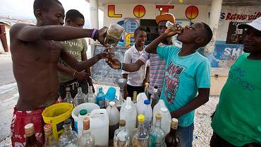 Clairin, ulubiony alkohol mieszkańców Haiti