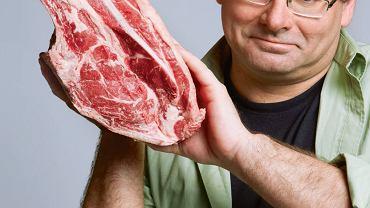 Grzegorz Kwapniewski - właściciel najlepszego sklepu mięsnego w Warszawie